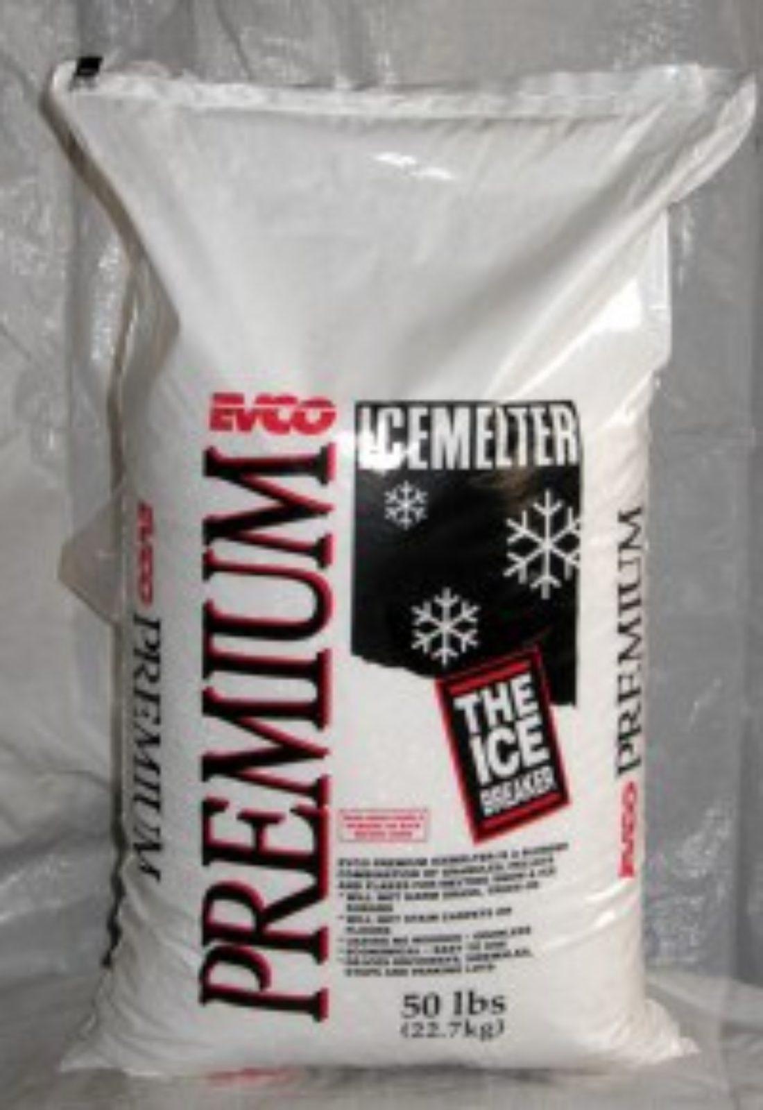 Winter Ice Melt